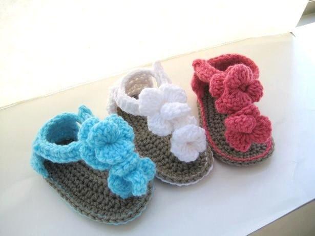 SASHA'S SHOE STRINGS Crochet Pattern - Free Crochet Pattern
