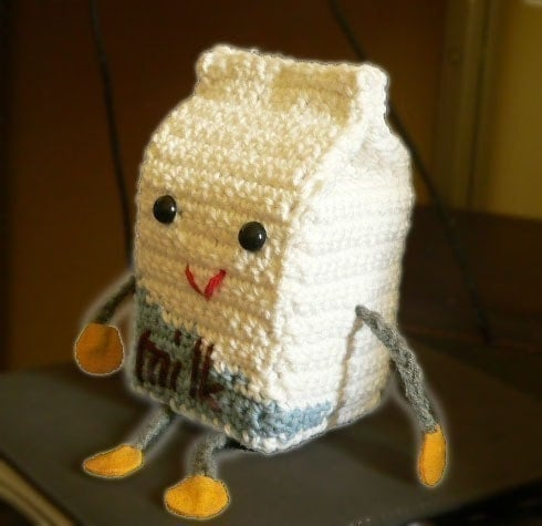 Play with Your Food: 40 Free Amigurumi Patterns to Crochet