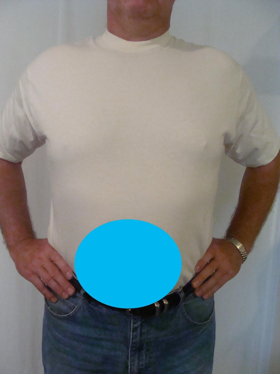 Penis Sticking Out T Shirt 35