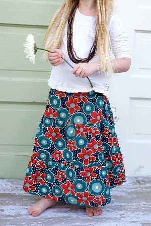 Skirt with 3 Layers  PDF Sewing Pattern