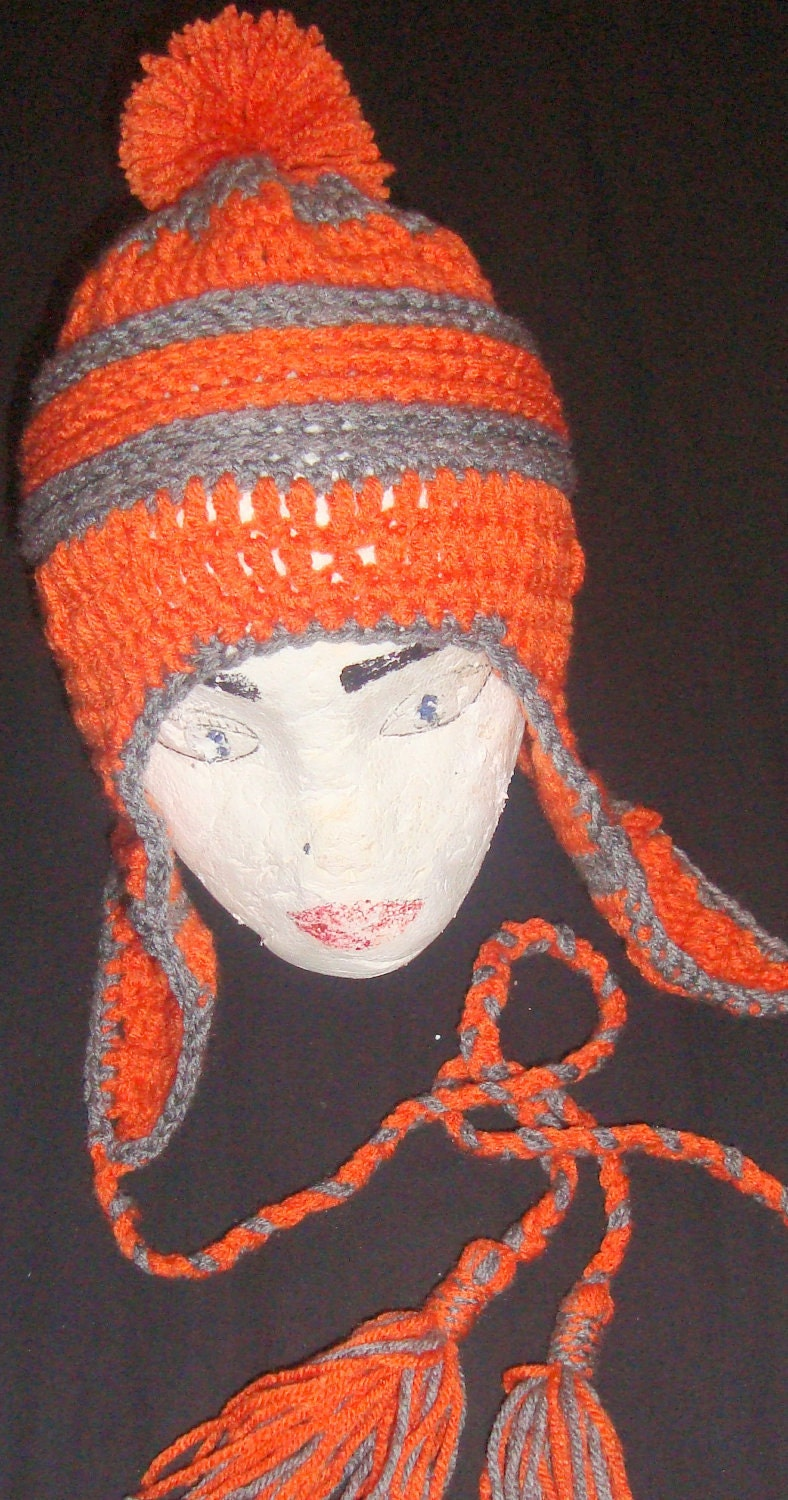 EARFLAP HATS-5 Different Colors