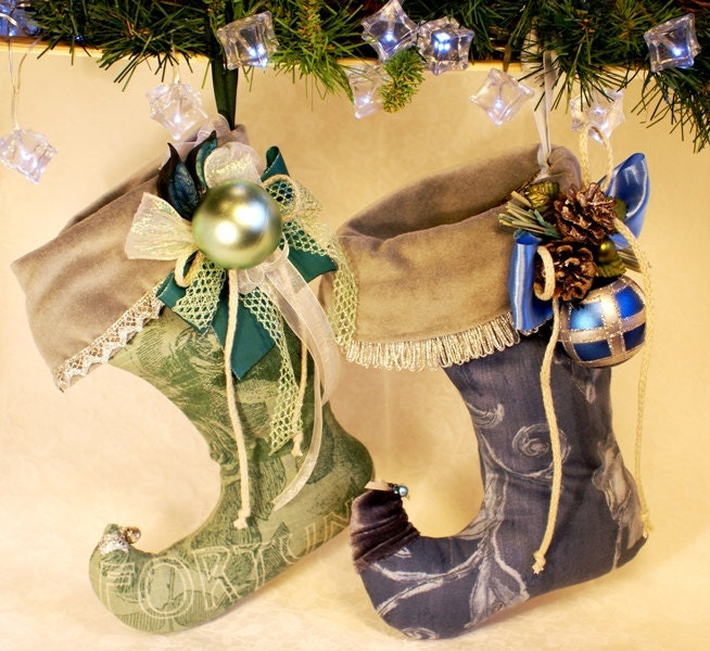 Items similar to after christmas sale christmas stocking for After christmas decoration sales