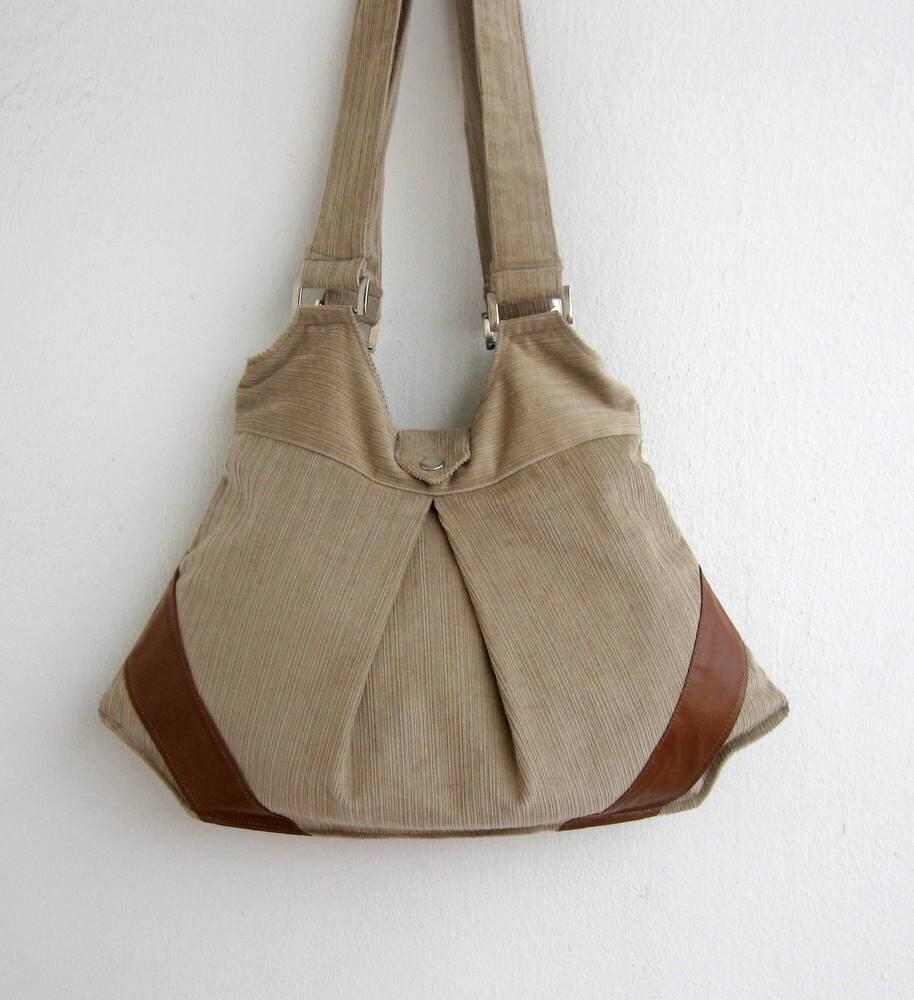 New-Velvet Bag--Double Straps