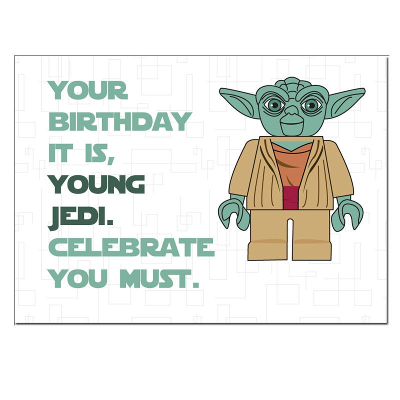 Exceptional image throughout printable star wars birthday cards