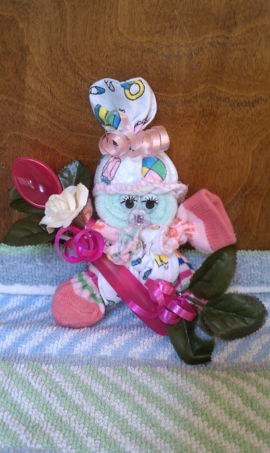 baby shower corsage mini sock baby shower mom dad corsage diaper