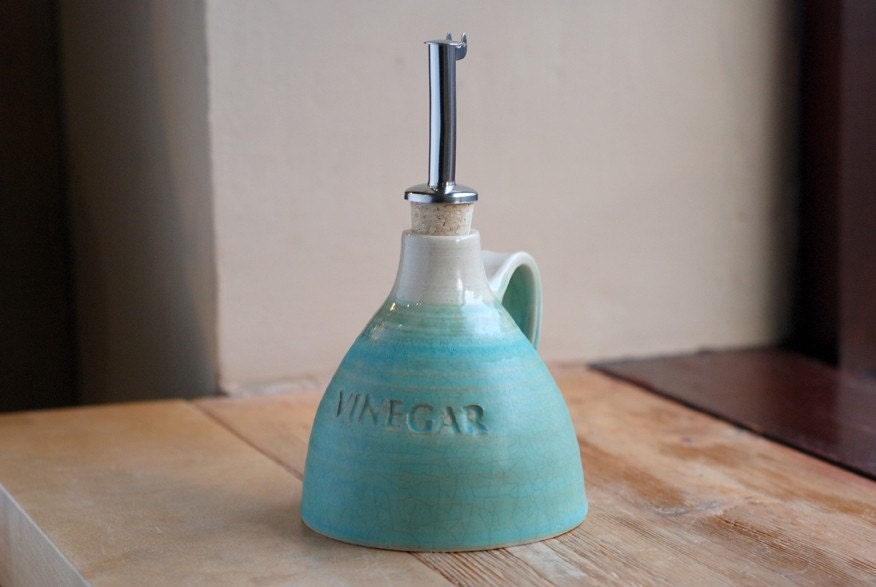 Ceramic Vinegar Pourer