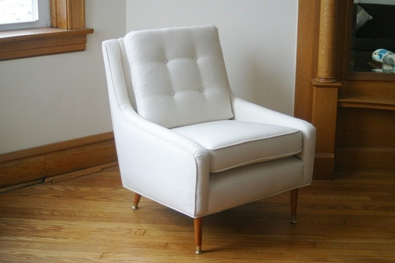 Mid-Century Modern Inspired Lounger