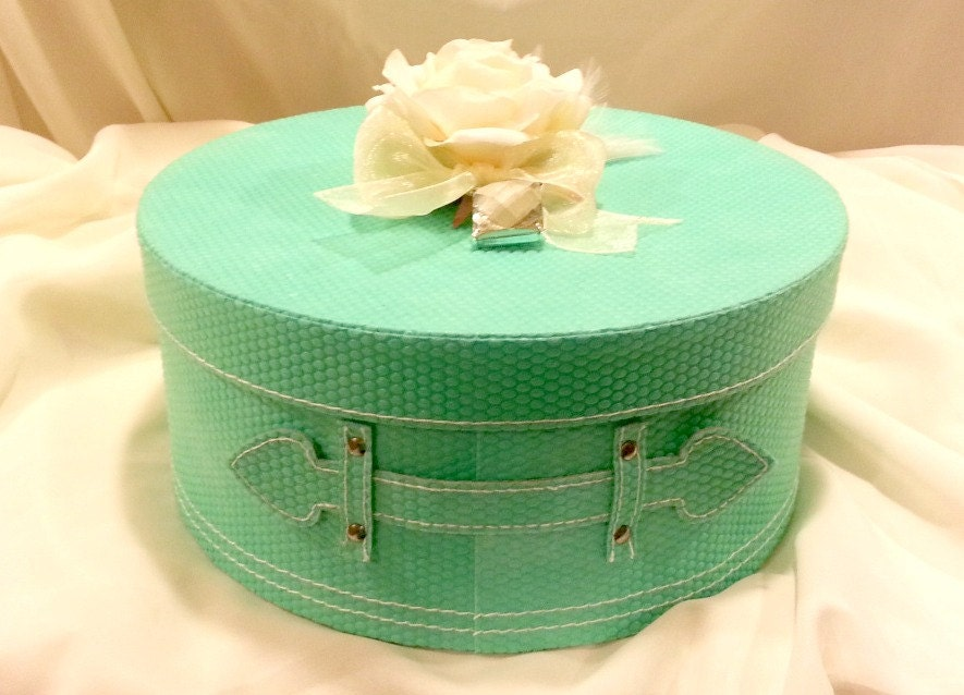 Wedding Card Box-Hat BoxWedding-Decoration Card Holder-Baby Shower Card Box-Wedding Shower Card Box-Home Decor-Dorm Organization-Dorm Decor - SimplyTrendyElegance