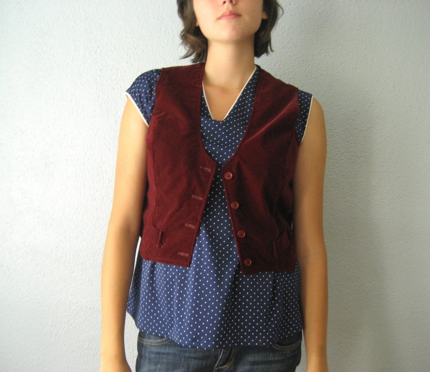 The Joni Mitchell Vest