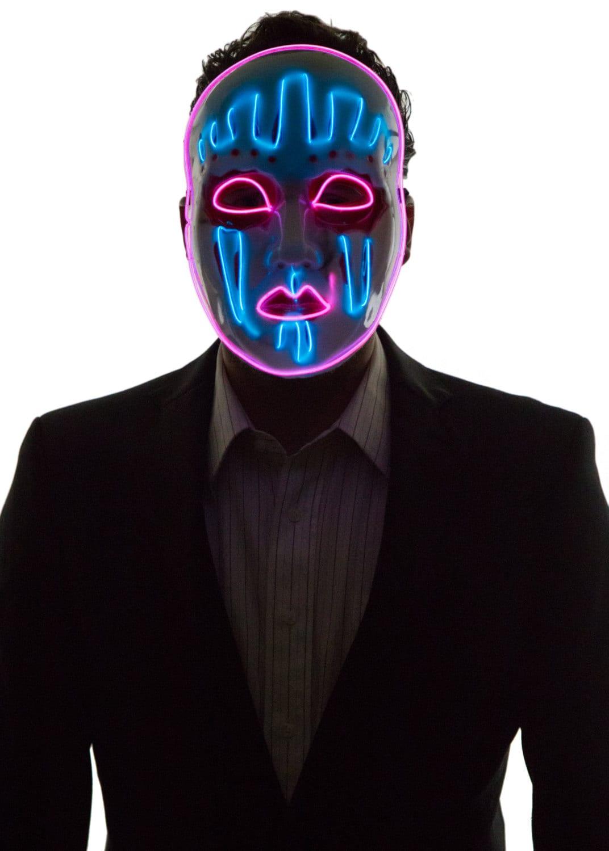 неон маска neon mask  № 2321207 без смс