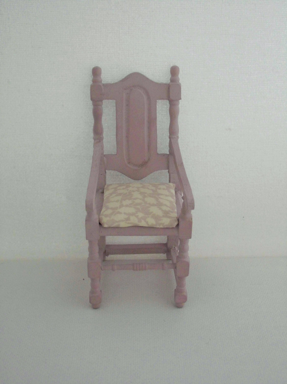 doll house furniture  miniature furniture 12th scale furniture  miniatures miniature chair doll house chair