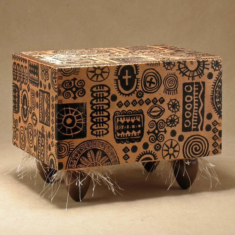 Adinkra Symbols  Box