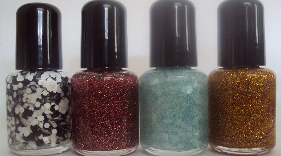 Leftovers  - 4 Polishes - 5ml Minis - Set 5