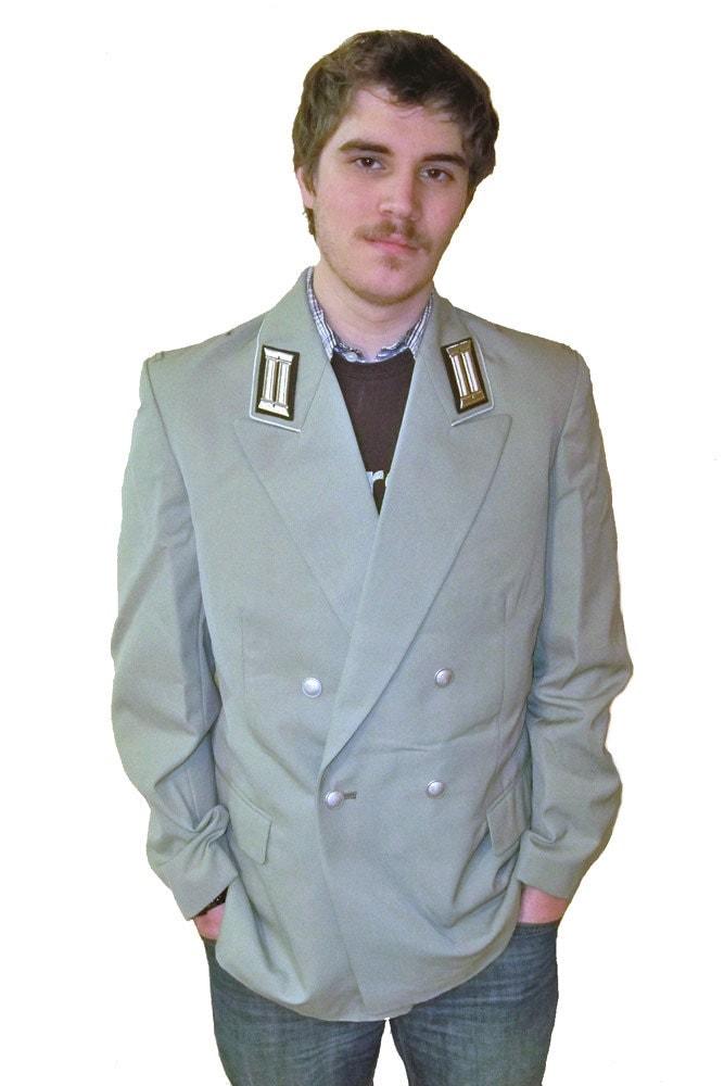 east german jacket