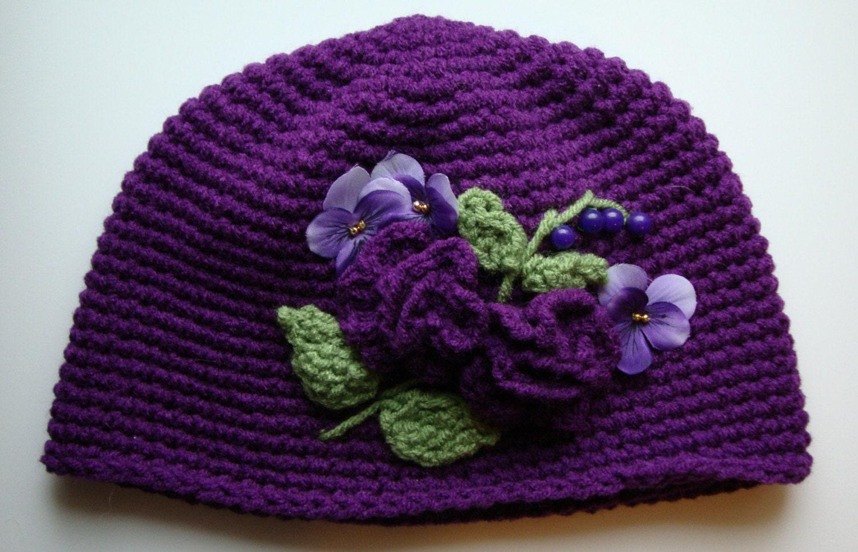Crochet Marigold Flower - Video - Metacafe - Online Video