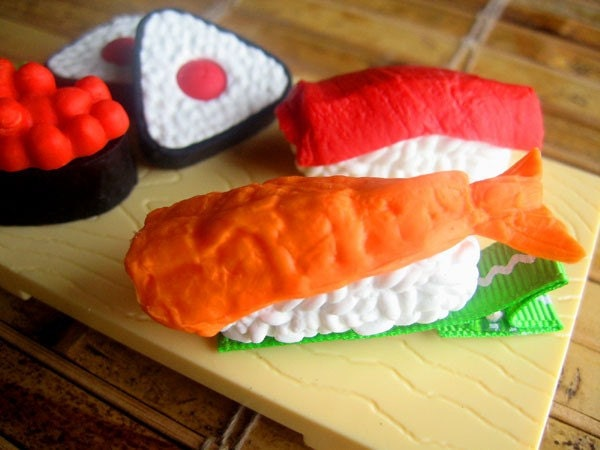 HaiR CLiPPieS - SUSHI