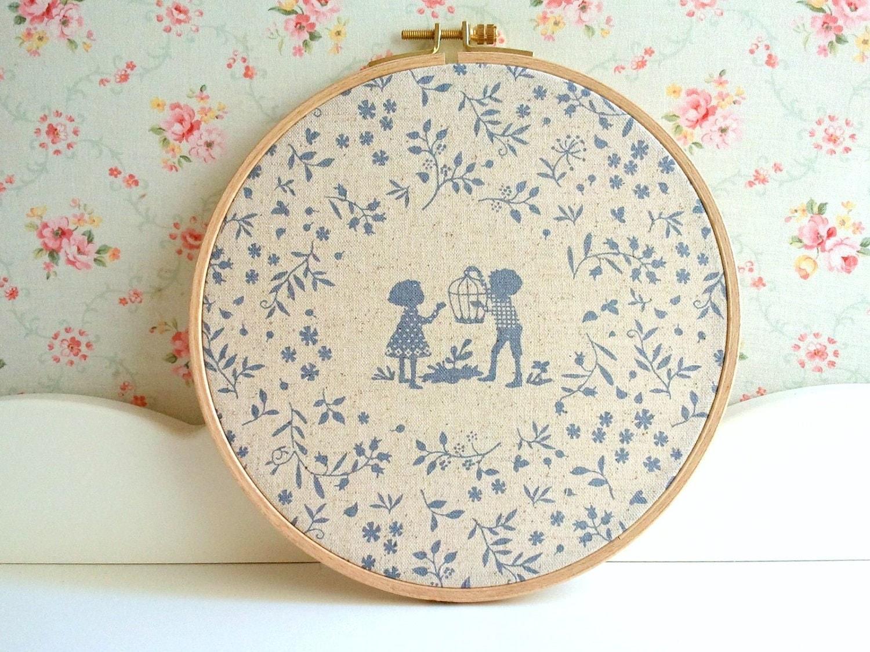 Embroidery Hoop Art  Tumblr
