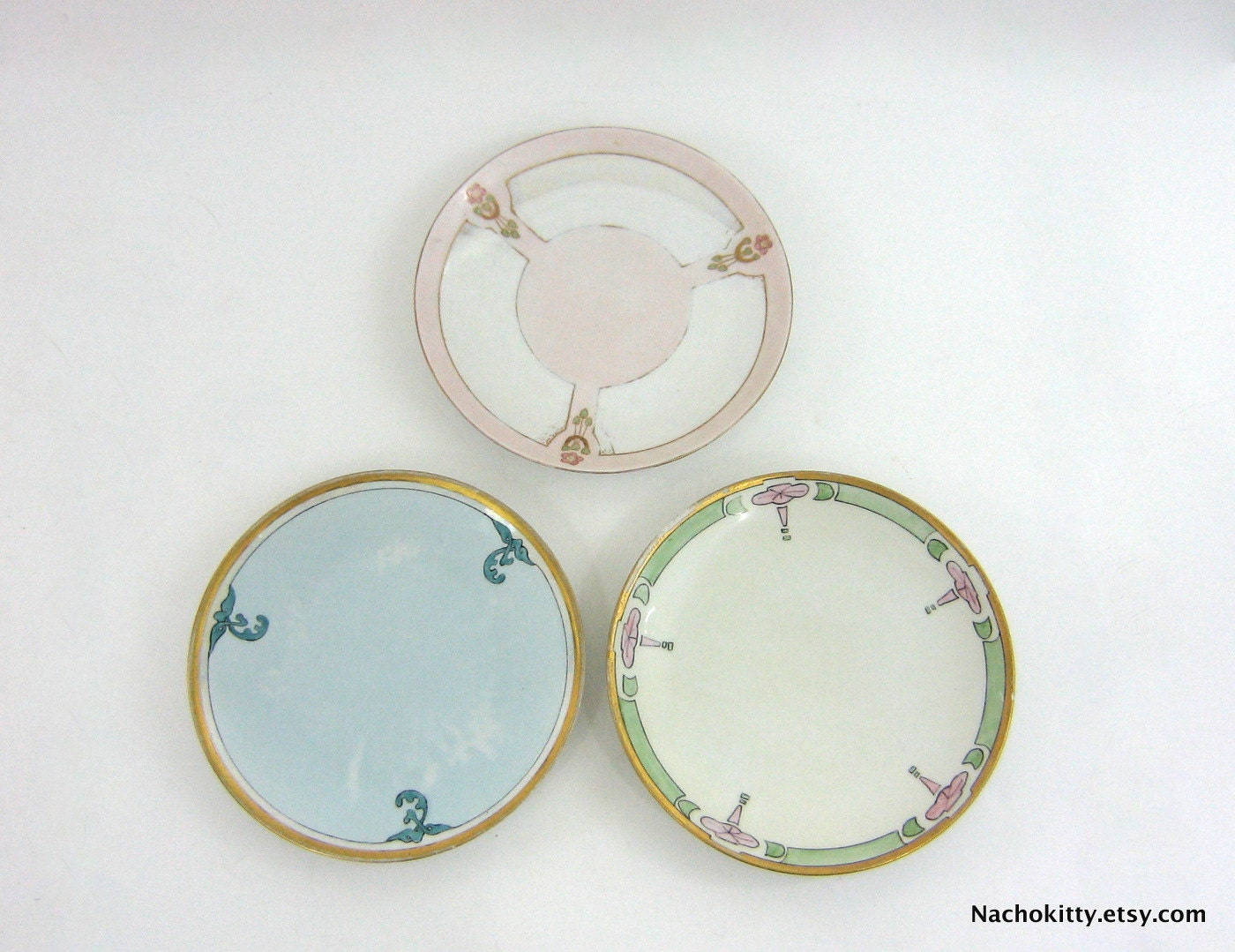 plate collection on wall