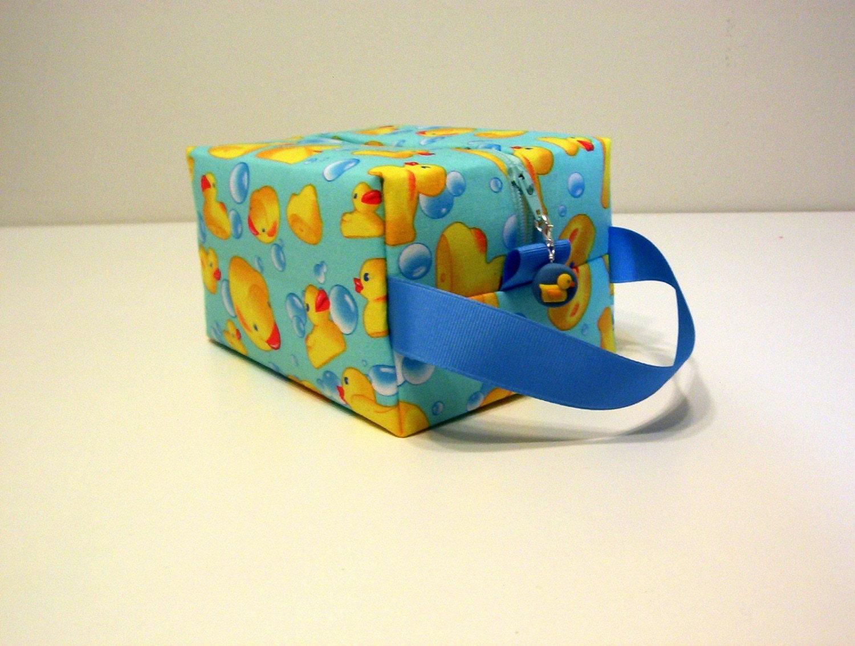 Rubber Duckies - Petite KIP Bag