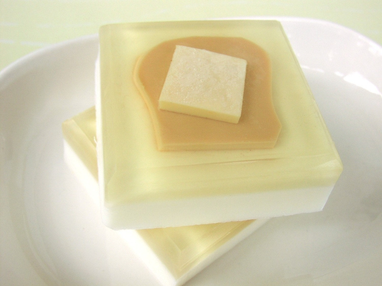 Buttered Toast All Natural Glycerin Soap