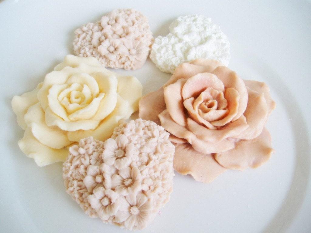 Toasted Marshmallow Decorative Soap