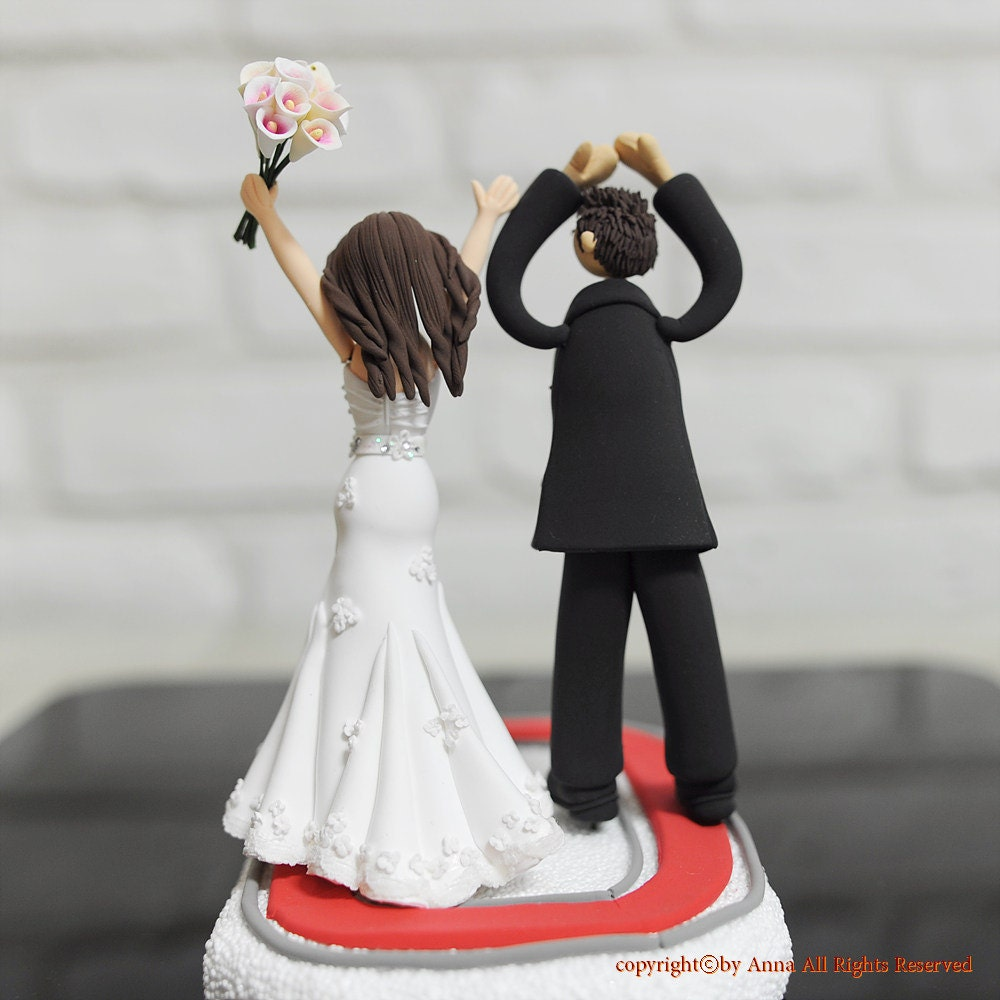 Ohio state wedding