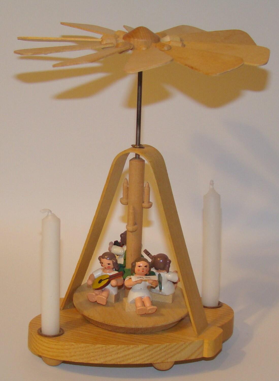 Christmas Carousel Candles