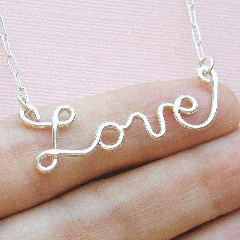Love Necklace - etsyprojectembrace