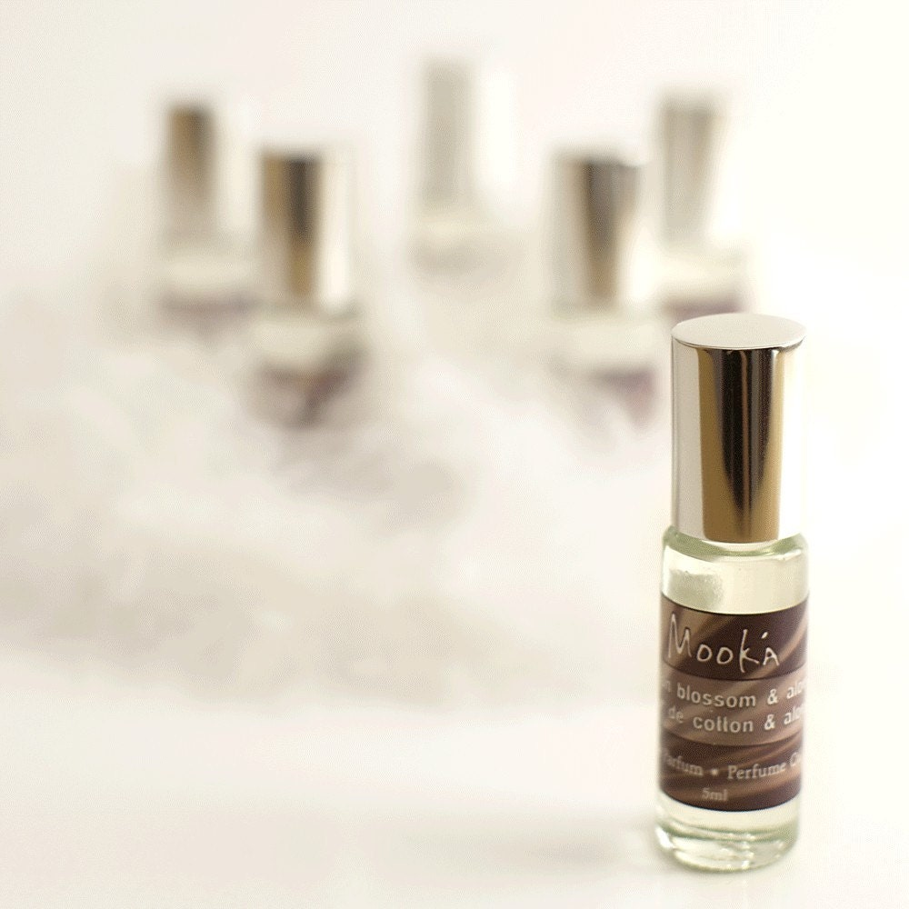 Egytian Musk and Lily Perfume Oil - 5ml