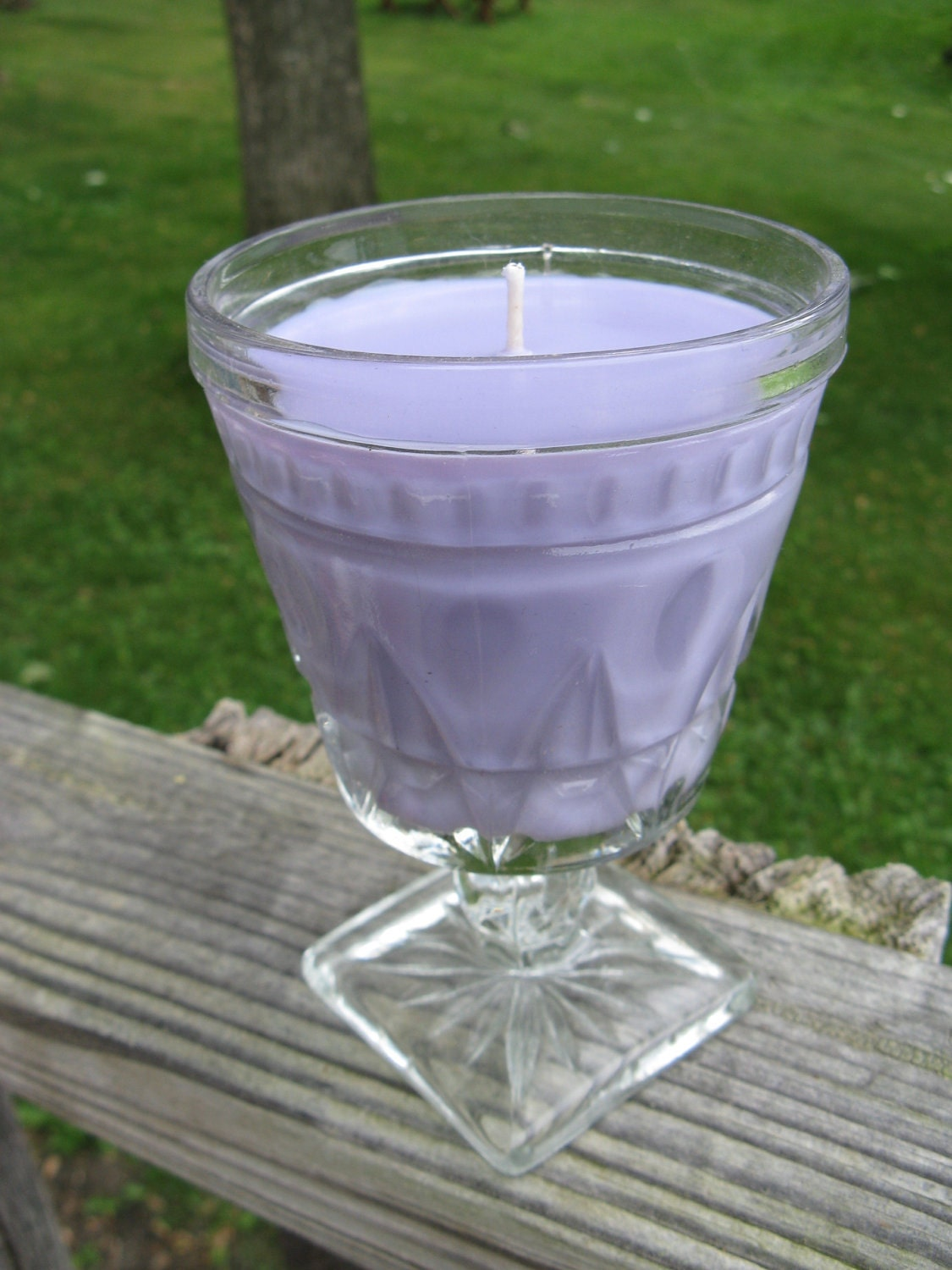 Blackberry Shake Soy Candle 7 ounces Perfect for Summer Evenings and Rainy Days