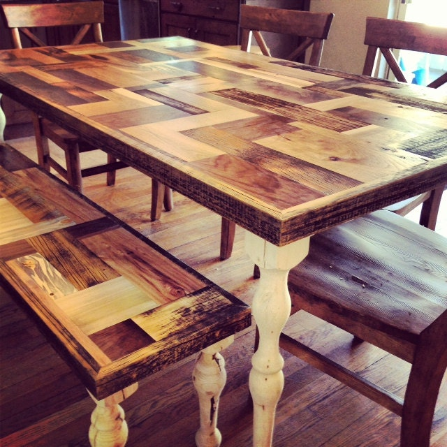 Dining table handmade wooden dining table - Handmade wooden dining tables ...