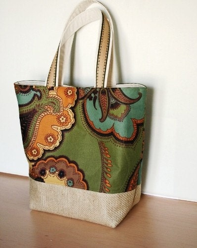 Urban Bohemian Sexy Large Canvas Tote