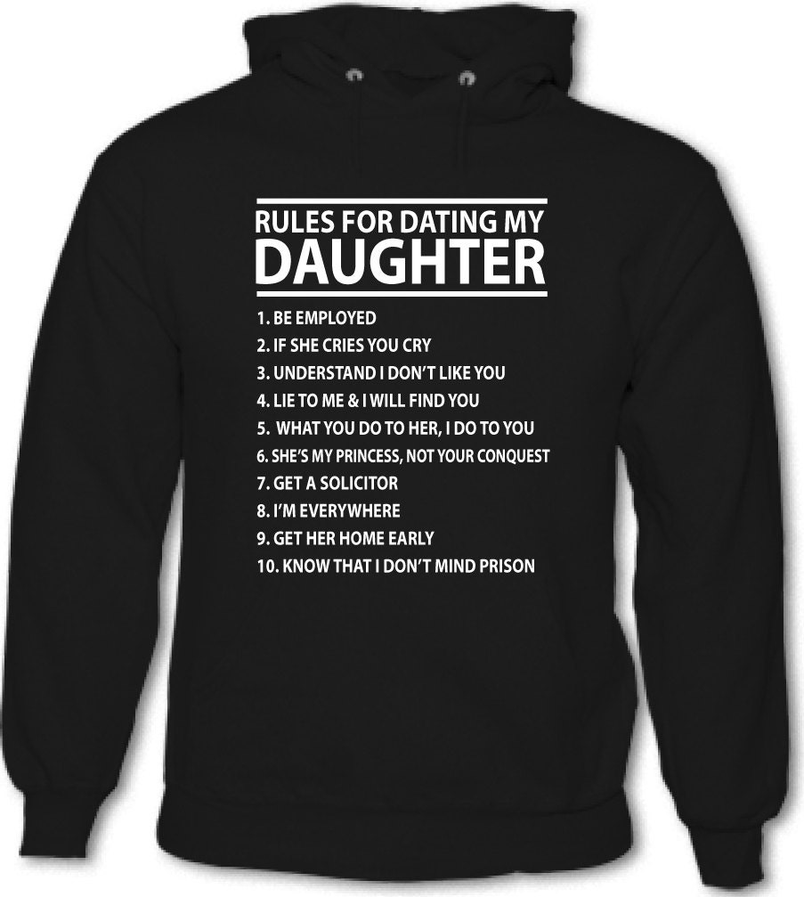 Rules for dating my daughter pics