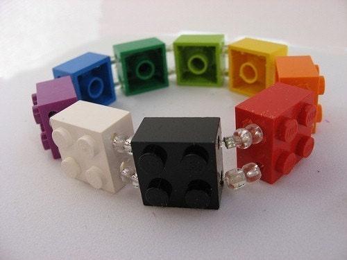 Lego Jewelry Bracelet