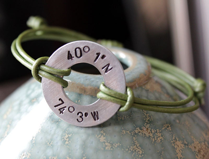 One Long Distance Relationship Coordinate Bracelets