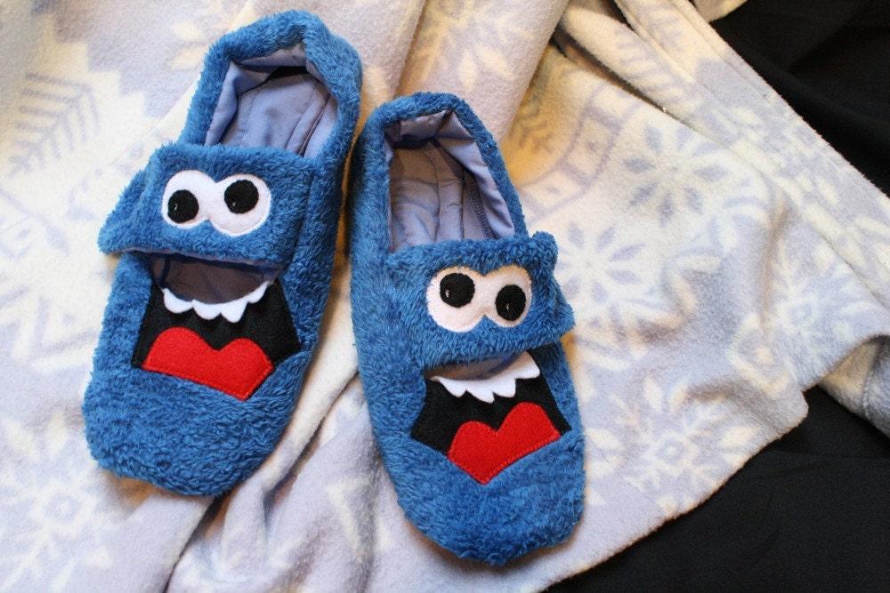 zapatillas monstruosas