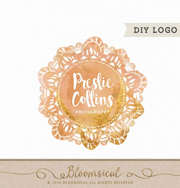 Diy logo design templates
