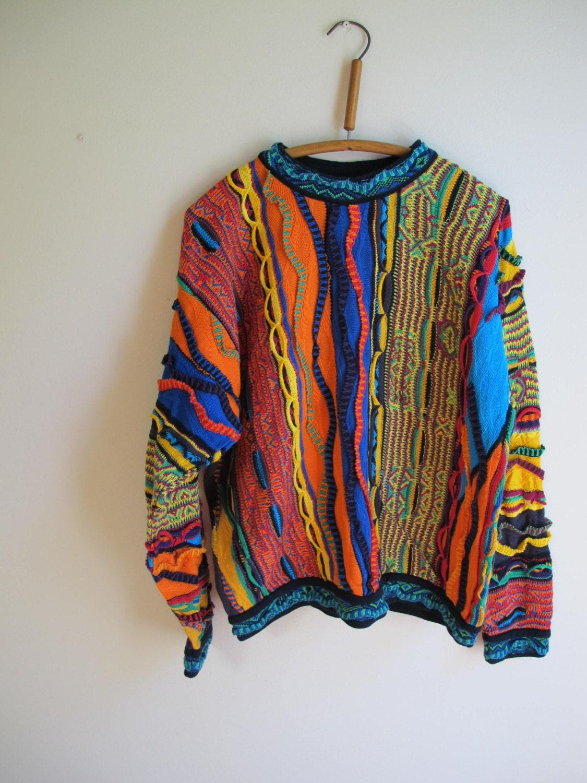 Mens Yellow Sweater