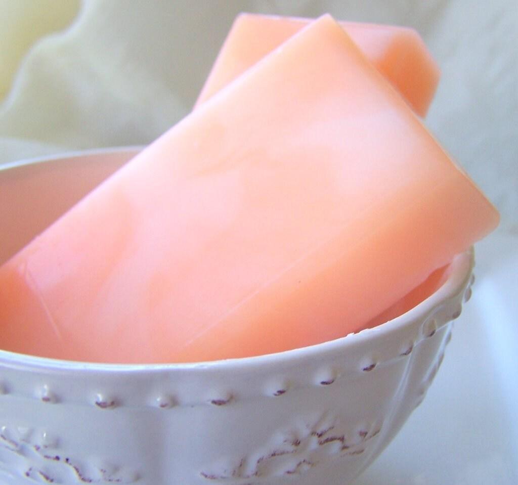 Papaya Goats Milk Soap