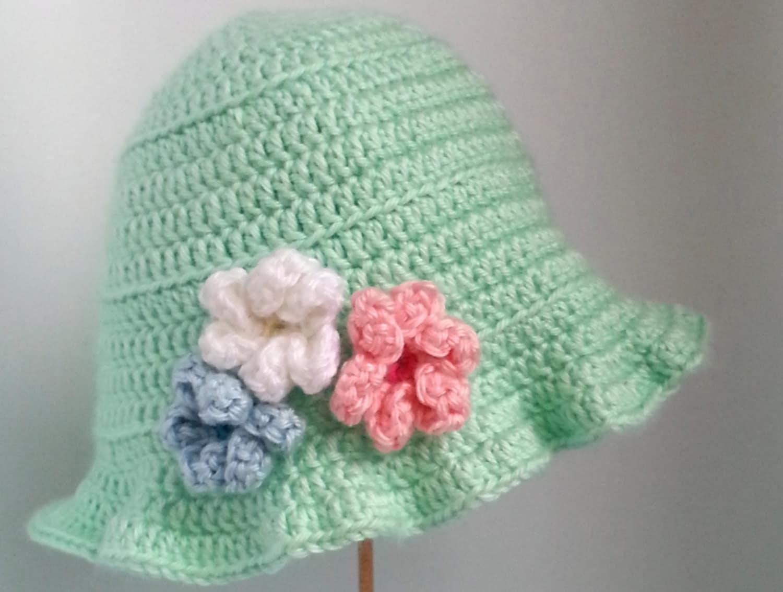 Crochet a Big Floppy Hat with This Crochet ... - pinterest.com
