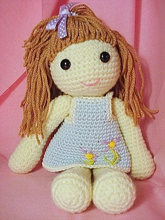 crochet amigurumi doll patterns free crochet patterns. Black Bedroom Furniture Sets. Home Design Ideas