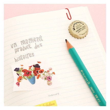 school note-duet song (size A5)