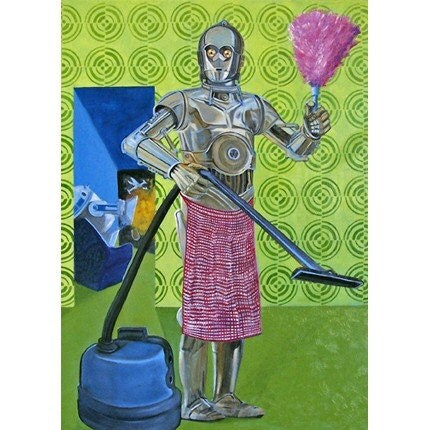 Robot Wife