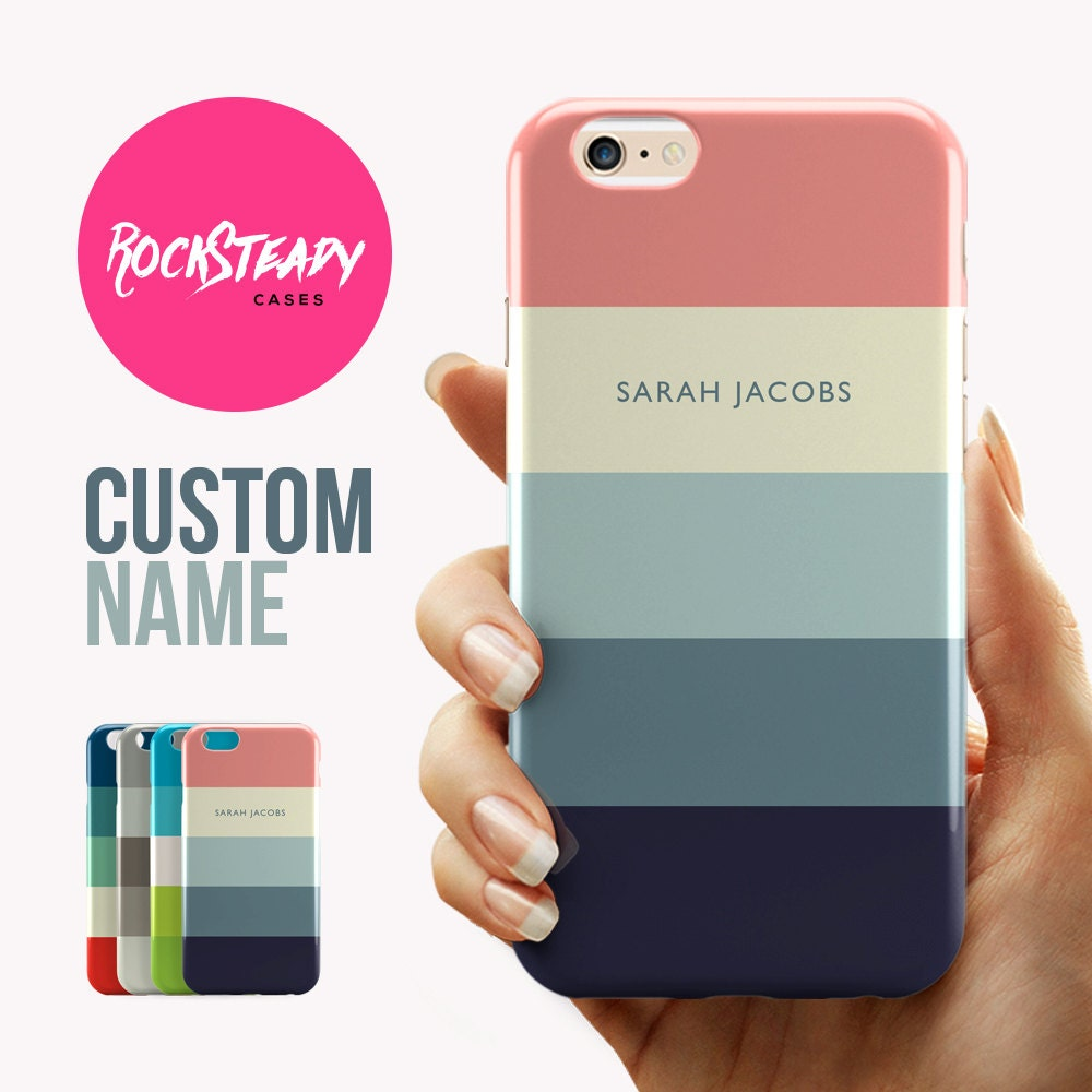 Custom name iPhone 6 case personalized iPhone 6 Plus case custom iPhone 6s case iPhone 6s Plus case iPhone 5C case personalised case