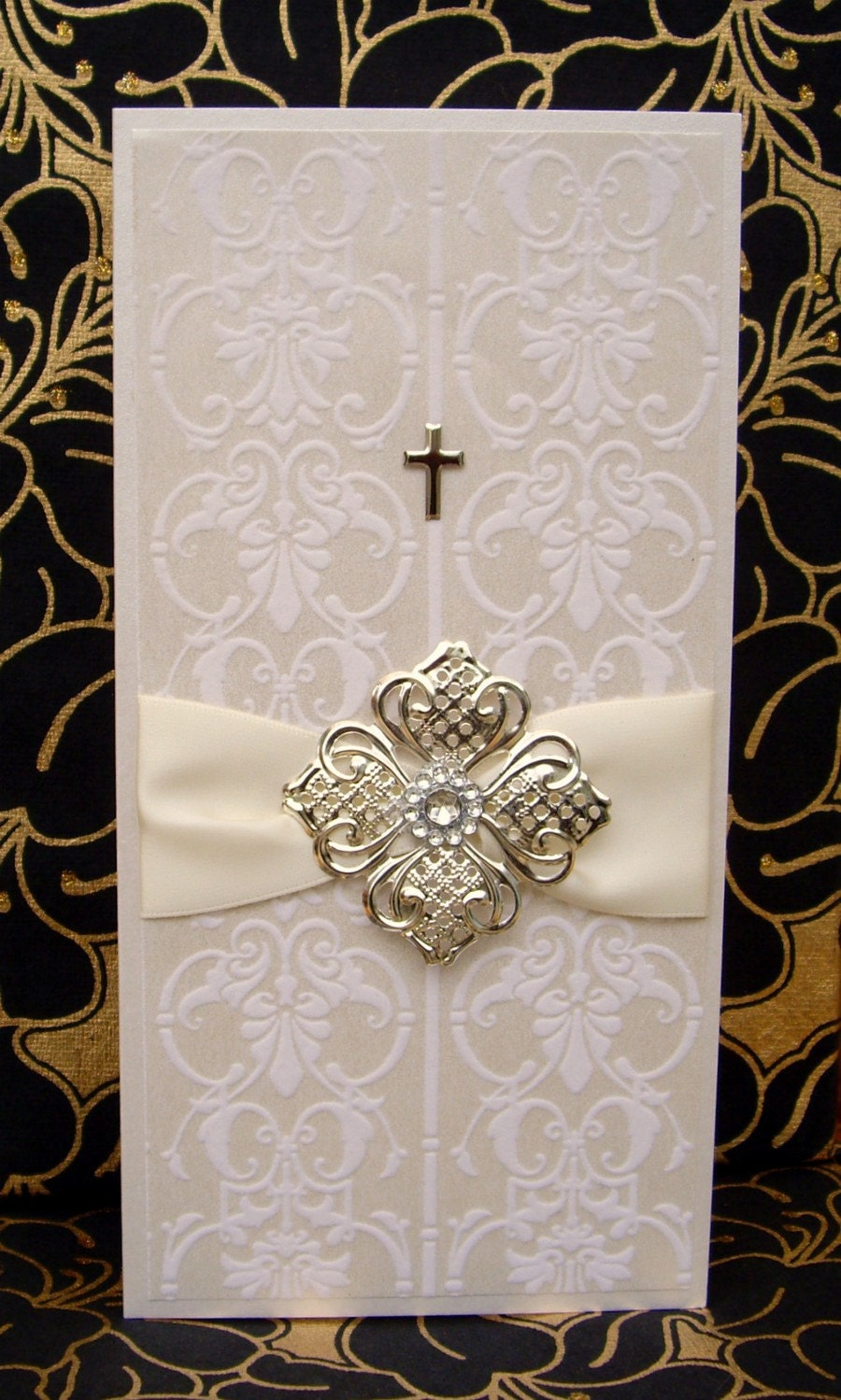 Spiritual Personalised Card / Handmade Greeting Card