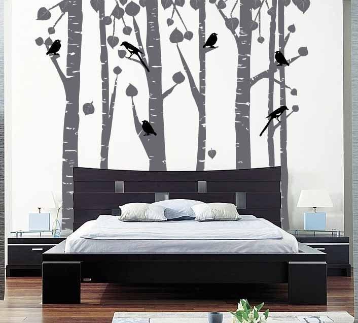 Aspen Forest - Vinyl Wall Decor