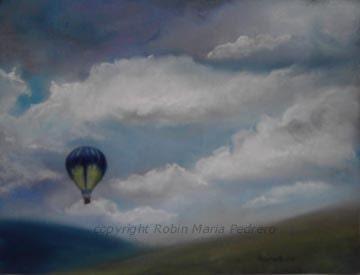Ballooning  print