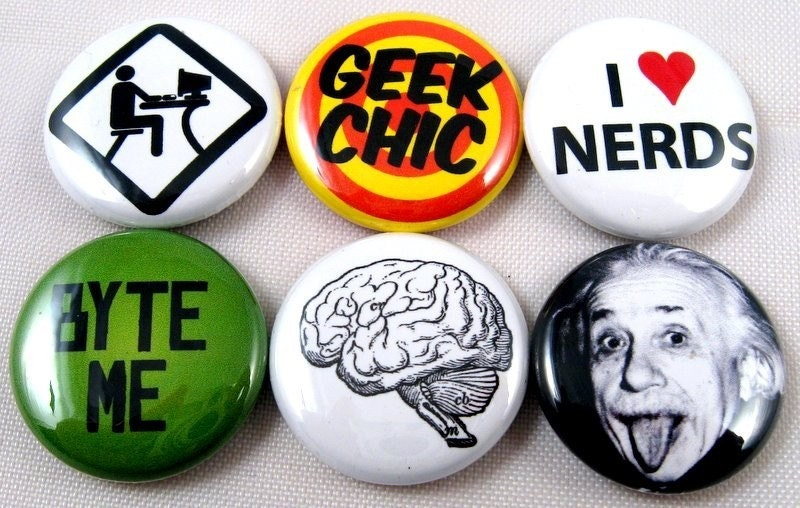 Geek Chic by manhandled on Etsy