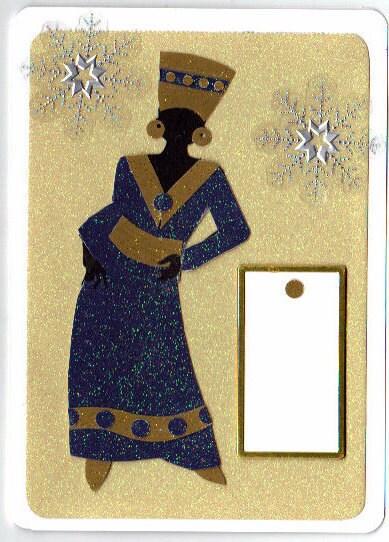 Handcrafted Original Art Cards - 8 w Envelopes