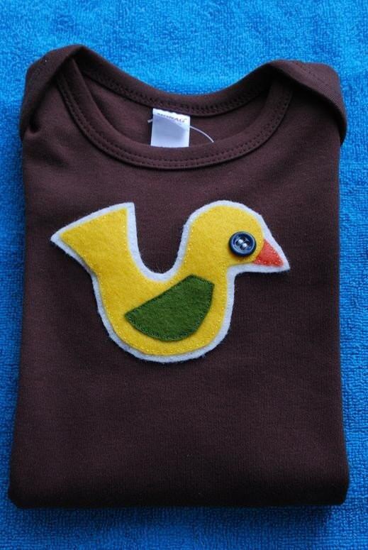 bird onesie
